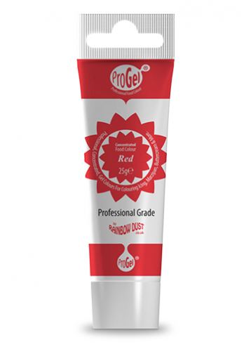 ProGel Concentrated Colour - Red